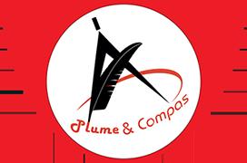 Plume et Compas logo